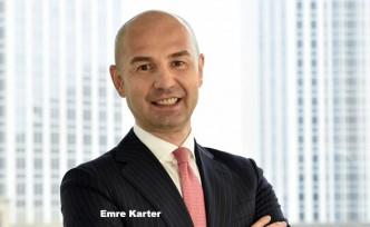 Citibank'ın Yeni Türkiye Genel Müdürü Emre Karter