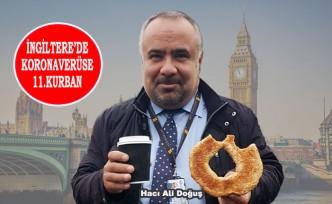 Hacı Ali Doğuş Londra'da Koronavirusten Hayatını Kaybetti