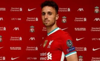 Liverpool, Diogo Jota'yı transfer etti