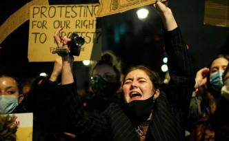 Polise Yeni Yetkiler Veren Tasarı Londra'da Protesto Edildi