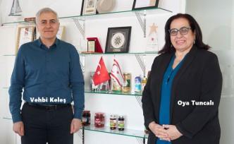 Büyükelçi Tuncalı'dan, Gima'ya Ziyaret