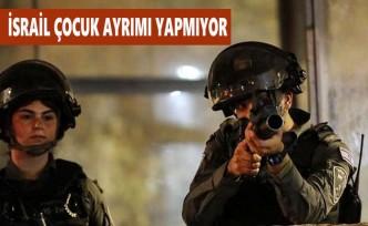 İsrail'in Mescid-i Aksa Saldırılarında 9'u Çocuk 20 Ölü