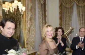 Londra Büyükelçiliği Gülsin ve Erkin Onay Konseri