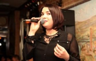Canan Sağar'ın ilk albümü '13'ün Londra Tanıtımı