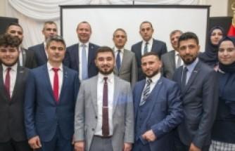 MÜSİAD - UK'in Londra'da Düzenlediği İftar Programı