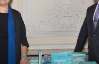 Buket Uzuner, 'Istanbul Blues' Kitap Tanıtımı