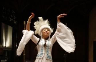 Cambridge Jesus College Orta Asya Nevruz Kutlaması