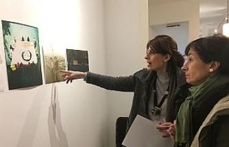 Sümer Erek'in 'Yaşanmamış Günler' Sergisi Brüksel'de
