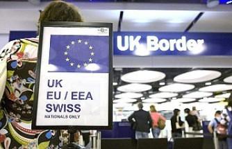 AB'den İngiltere'ye göç son 6 yılın en düşük seviyesinde