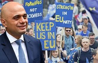 Anlaşmasız Brexit, AB vatandaşlarına kolaylık getirecek!