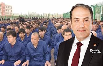 Çin'in Uygur Zulmüne AK Parti'den İlk Ses!