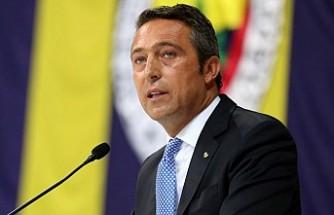 Fenerbahçe taraftarının Ali Koç'a desteği sürüyor
