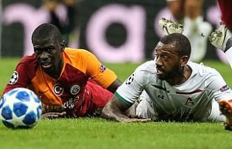 Galatasaray, Lokomotiv Moskova'ya fırsat tanımadı
