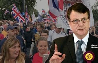 İngiliz aşırı sağcı liderden Hazreti Muhammed'e hakaret