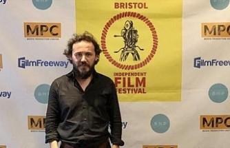 Türk yönetmen Çavdar'a İngiltere'de ödül