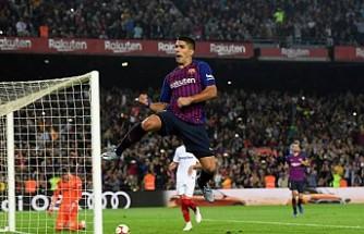 Barcelona, Sevilla'yı 4-2 mağlup etti