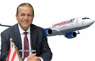 KKTC Uçak Seferlerine Anadolu Jet Ayarı