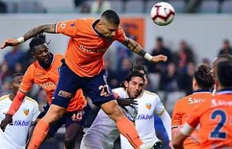 Medipol Başakşehir 3 maç sonra kazandı