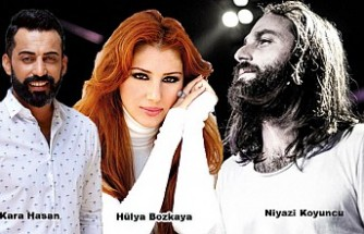Üç Sanatçı Londra'da Dayanışma Gecesinde Sahne Alacak