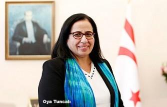 Büyükelçi Oya Tuncalı'nın 15 Kasım mesajı