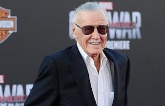 Dünyaca ünlü yazar Stan Lee, hayatını kaybetti