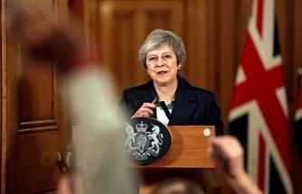 Theresa May görevden alınması halinde...
