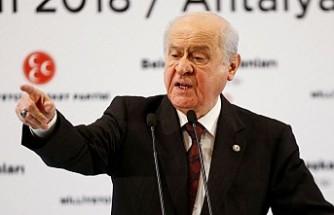 MHP üç büyük şehirde aday göstermeyecek