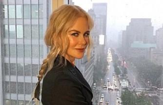 Nicole Kidman'dan Türkiye'ye övgü