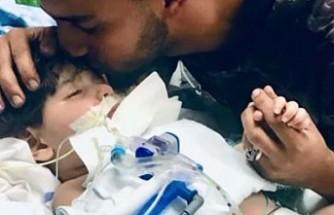 ABD'den Yemenli anneye ölüm döşeğindeki çocuğunu ziyaret izni yok