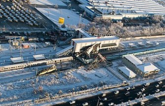 Ankara'da hızlı tren kazasında ölü sayısı arttı
