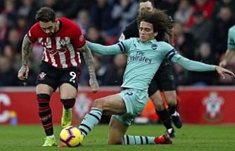 Arsenal 22 maç sonra kaybetti
