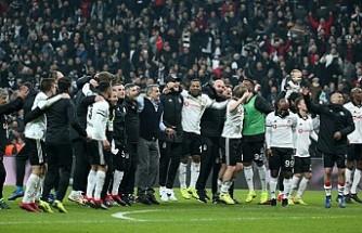 Beşiktaş Avrupa Ligi'nde 4. kez gruptan çıkma peşinde