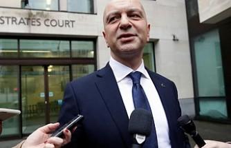 Londra Adalet Müşaviri görevden alındı