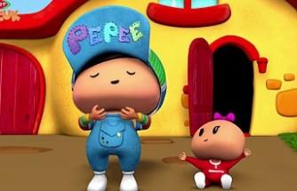 'Pepee' dünya çocuklarıyla buluşacak