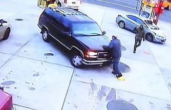 ABD'de benzin istasyonunda çalışan Türk, 22 dolar için katledildi