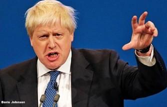 Boris Johnson Türkiye hakkındaki sözlerini inkar etti