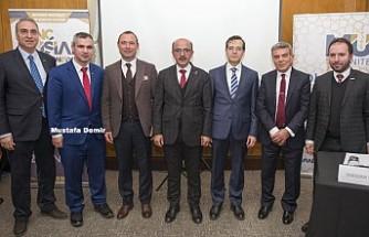 MÜSİAD UK Başkanlığına Mustafa Demir yeniden seçildi