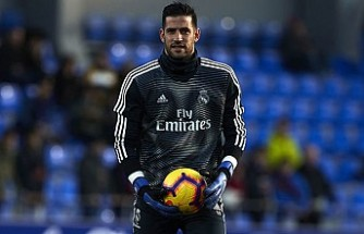 Real Madrid'in kalecisi Casilla, Leeds United'da