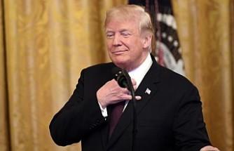 Japonya Trump'ı Nobel'e aday gösterdi