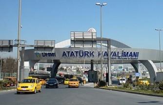 Atatürk Havalimanında Alman yolcu, hayatını kaybetti