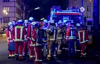 Berlin'de çıkan yangında Türk genci 3 kişiyi kurtardı