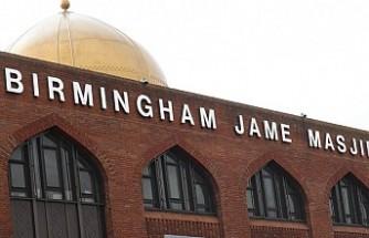 İngiltere'nin Birmingham kentinde beş camiye saldırı