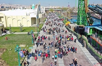 Wonderland Eurasia'ya 3 günde 350 bin ziyaretçi