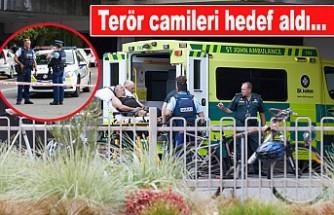 Yeni Zelanda'da camilere Irkçı saldırı 49 ölü