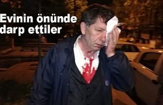 Gazeteci Yavuz Selim Demirağ'a saldırı