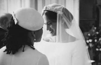 Prens Harry evlilik yıl dönümlerinde yeni düğün fotoğrafları paylaştı