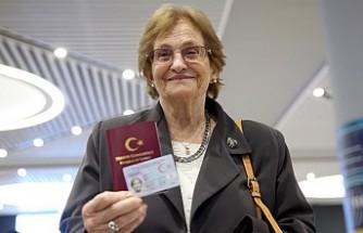 Raşel Kazes, 69 yıl sonra Türkiye'de!