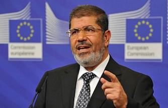 Mursi'nin oğlundan ilk açıklama