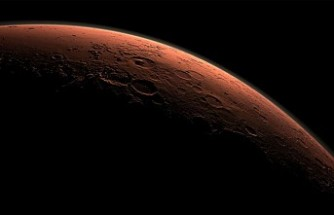 NASA'ya göre Mars'ta yaşam belirtisi var