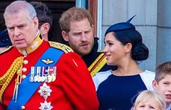 Prens Harry'nin, eşi Meghan'ı uyarması medyanın diline düştü!